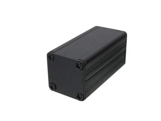 铝型材制品之黑色氧化电器外壳