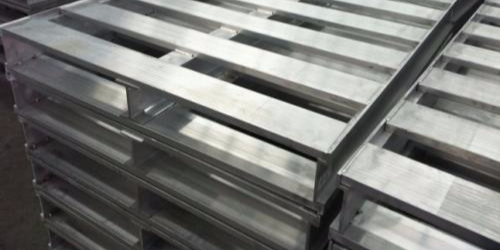 铝合金托盘管理方法