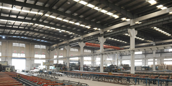 铝型材挤压工艺流程