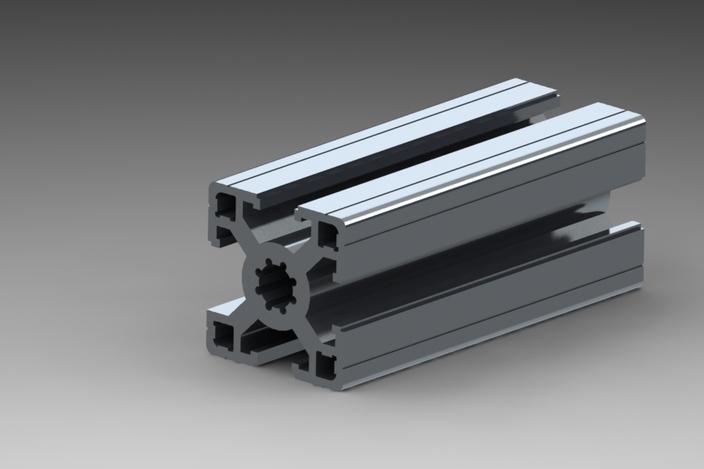 4545流水线铝型材