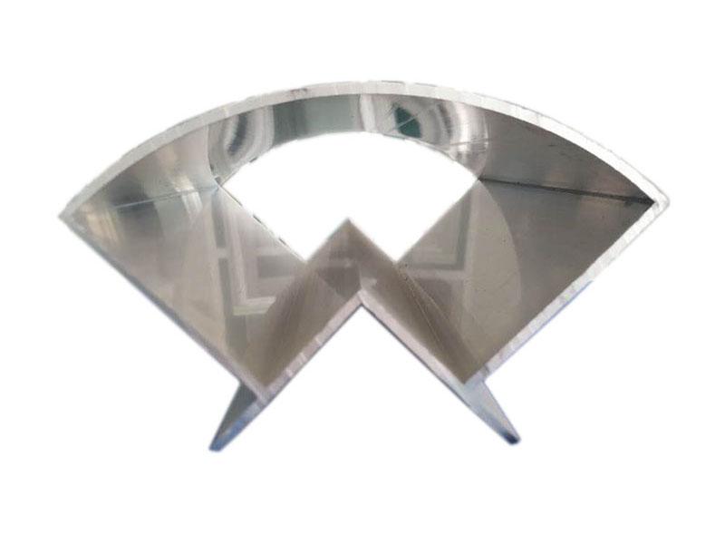 空调机柜铝型材厂家开模定制 薄壁铝型材生产厂家
