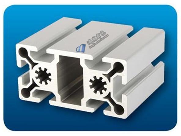 厂家直销50100欧标流水线铝型材