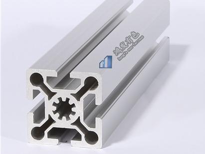 工厂直销5050欧标流水线铝型材