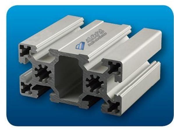 生产厂家4590重型欧标铝型材
