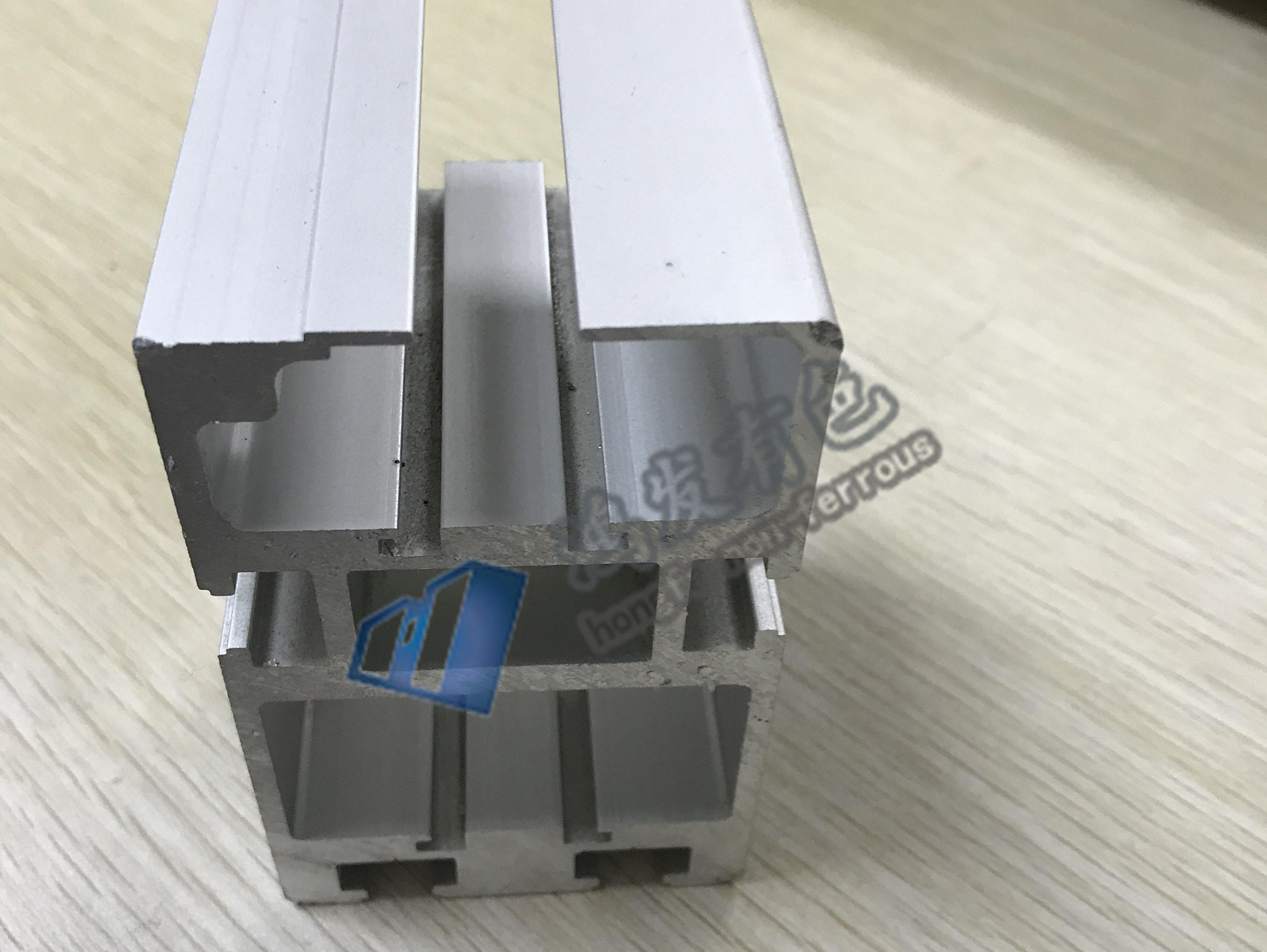 倍速链铝型材对称型60*95.5