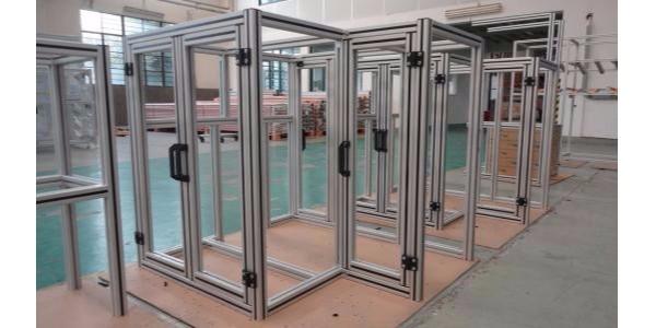 工业铝型材搭建架子需要注意哪些?