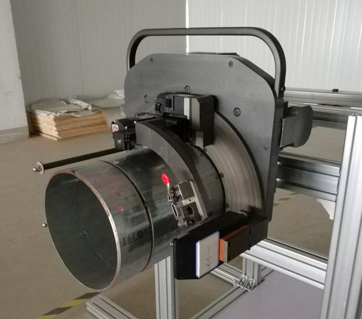 便携式管道焊接机器人