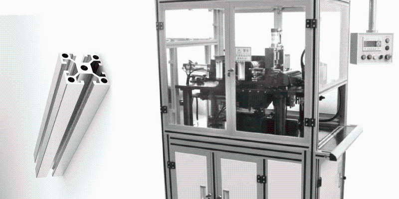自动化设备厂如何选购铝合金型材