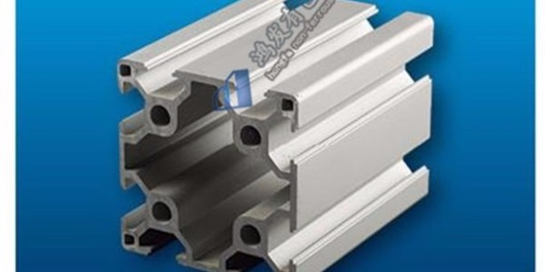 60系列工业铝型材展示