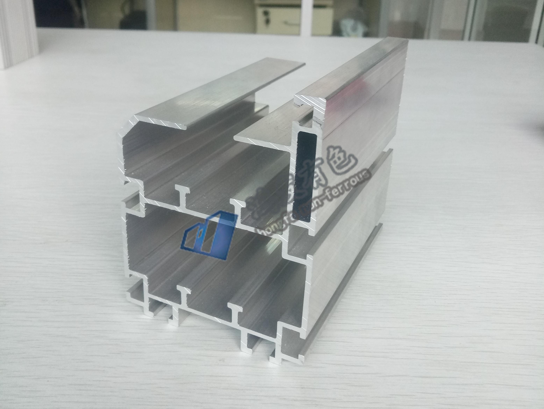 定制倍速链铝型材