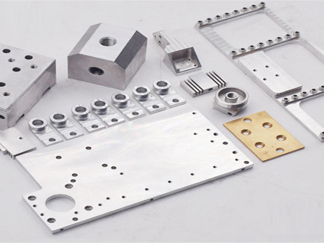 呼吸机配件铝型材机加工