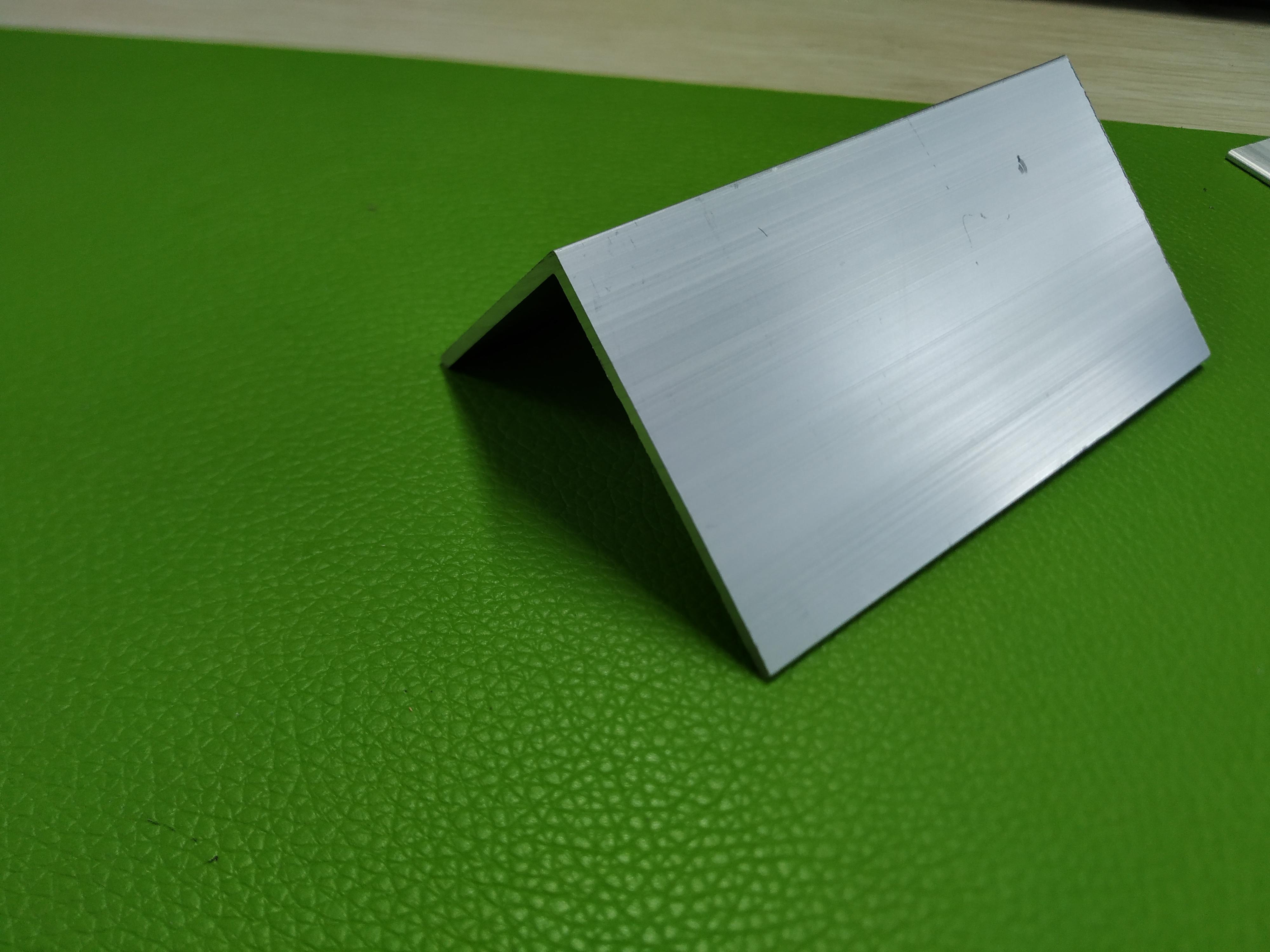厂家开模定制各种规格L型不等边角铝型材