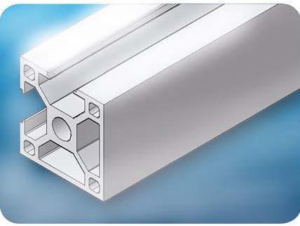 厂家现模3030两面封口欧标铝合金型材