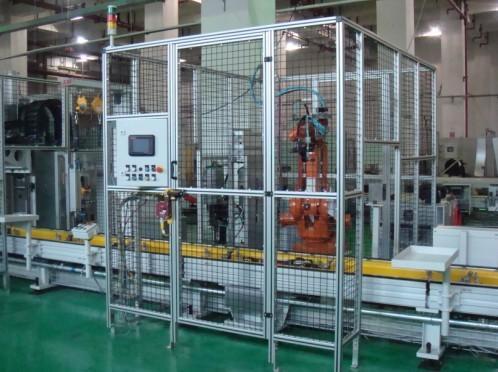 铝合金工业围栏