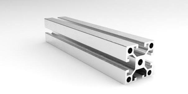 鸿发有色工业铝型材40系列展示