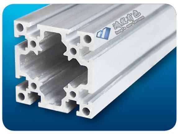 鸿发厂家直销8080国标铝型材