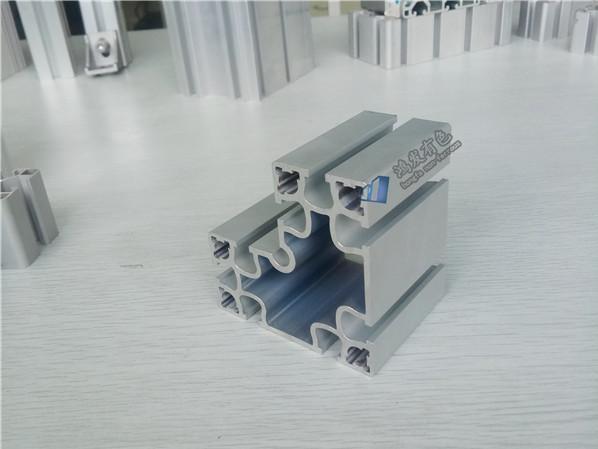 8080欧标大型设备转角铝型材