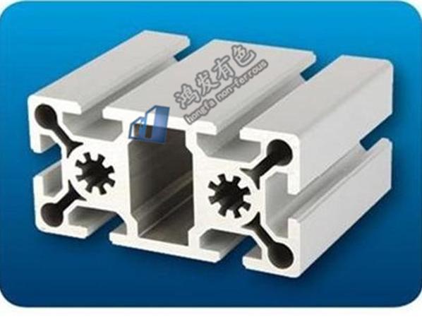 南京厂家HF-10-50100C欧标加厚重型铝型材
