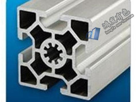 南京厂家直销6060欧标单槽铝型材