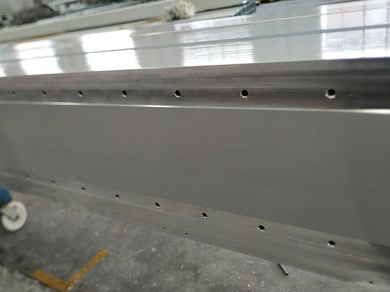 铝型材长料打孔