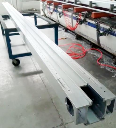 UV打印机大梁 cnc加工