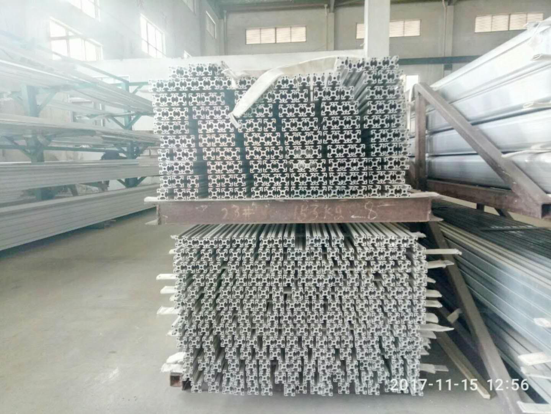 3030工业铝型材生产