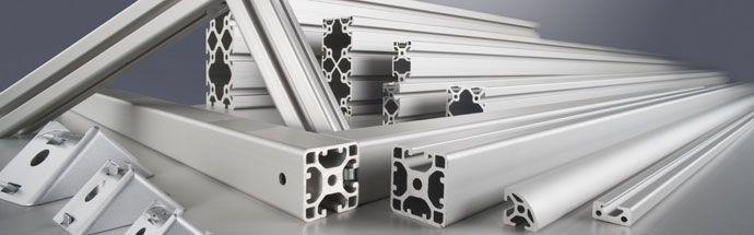 工业铝型材及连接件