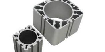 铝合金型材与钢材的对比
