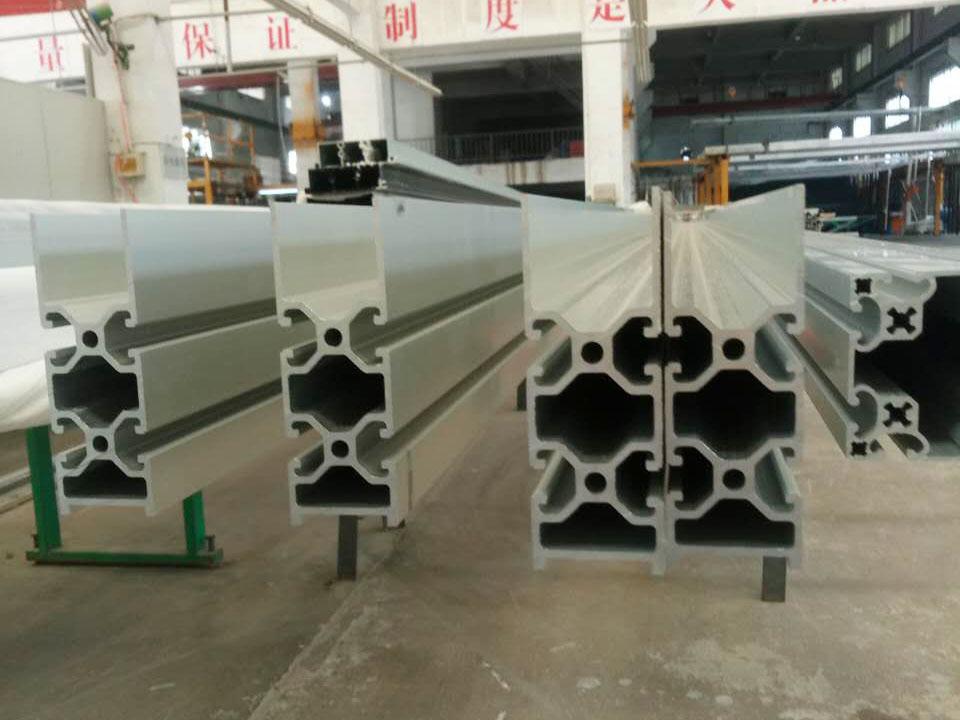 4080欧标开口异形工业铝型材