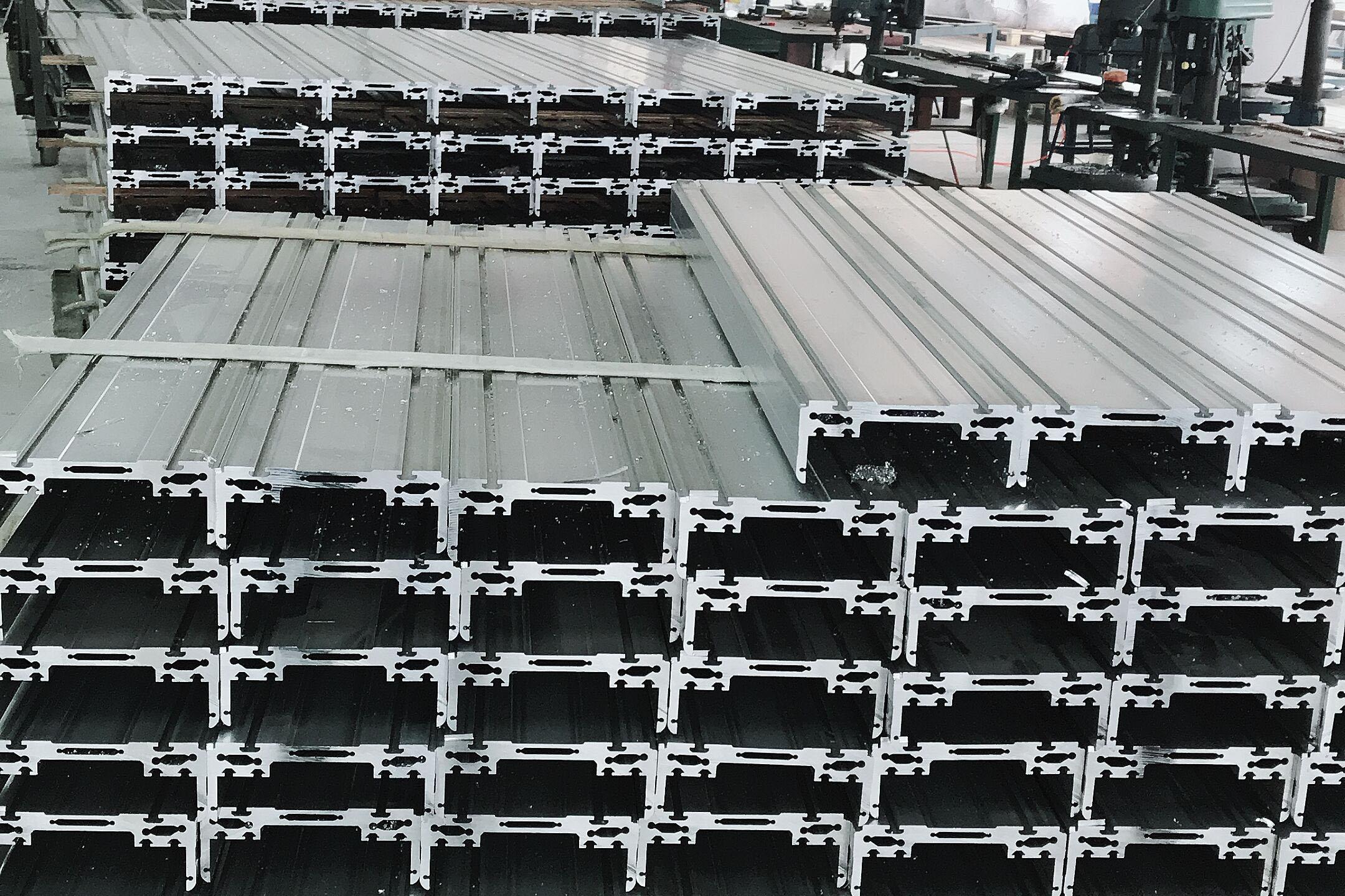直线模组铝型材生产、加工厂家-鸿发有色