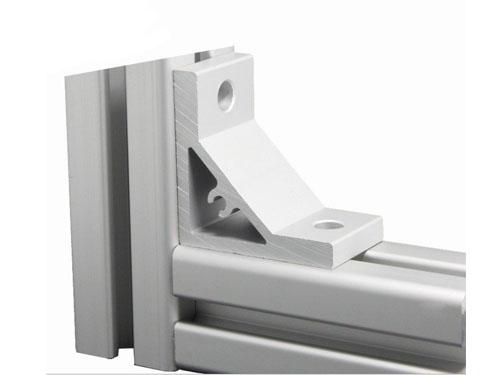 南京厂家生产铝合金直角连接件/框架连接件 质优价廉
