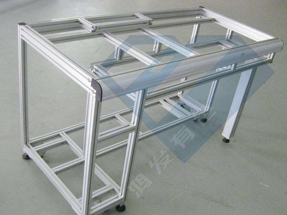 工业铝型材工作台框架 厂家直销