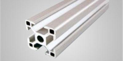 工业铝型材的生产流程
