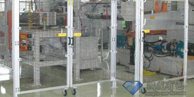 工业防护围栏的简单介绍