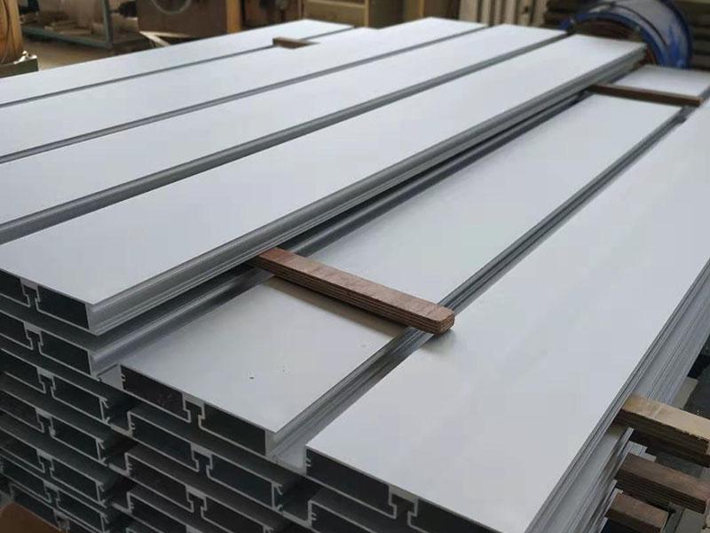 铝型材加工厂家定制工程车辆/交通led显示屏铝合金底座面板