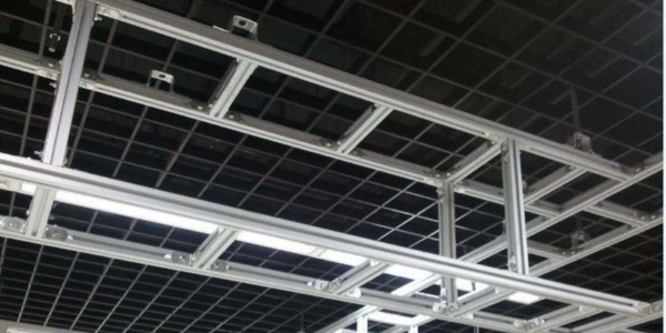 工业铝型材桥架