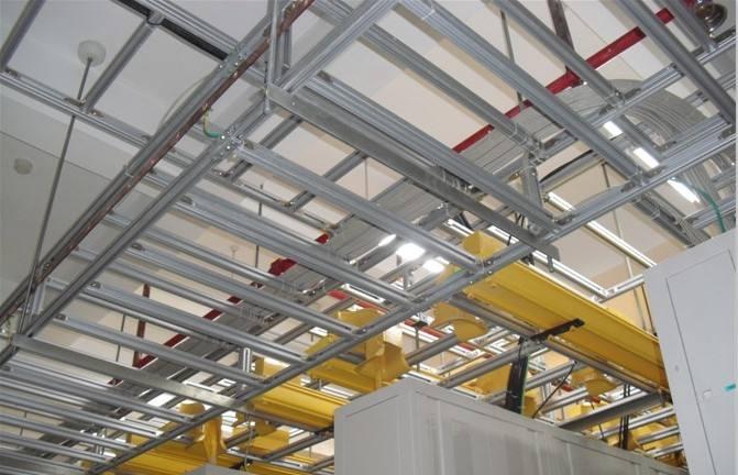 工业铝型材走线架