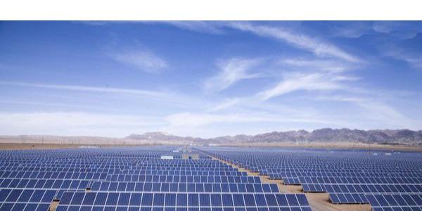 光伏太阳能电站