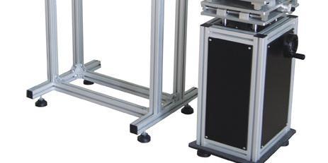 自动化设备厂选购什么样的铝型材组装设备框架?