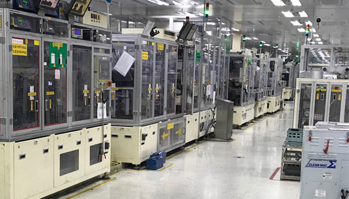 鸿发有色为某工业自动化提供工业铝型材案例