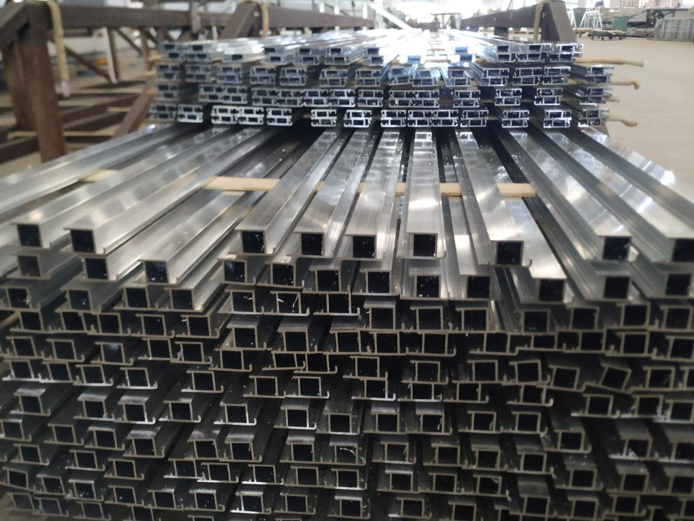 南京厂家生产多种规格铝合金卡槽型材