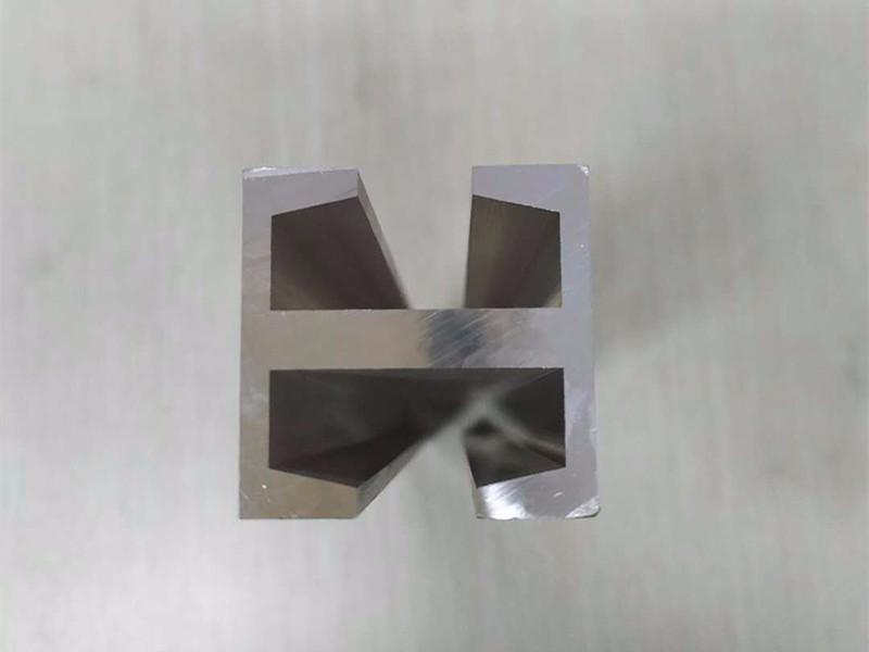 厂家开模定制滑槽轨道铝型材 铝合金导轨型材36*36,槽宽12mm