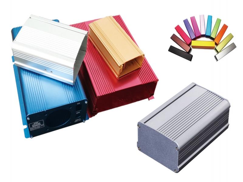 彩色铝制品