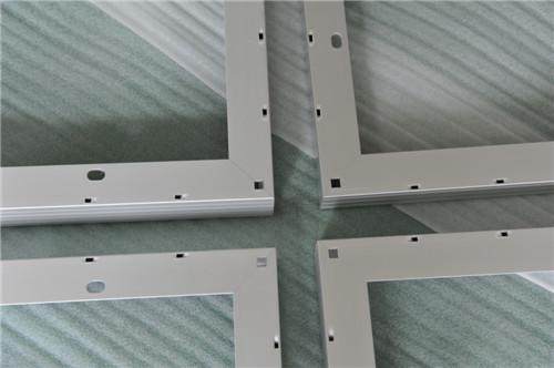 太阳能铝边框1650*990 南京厂家定制加工