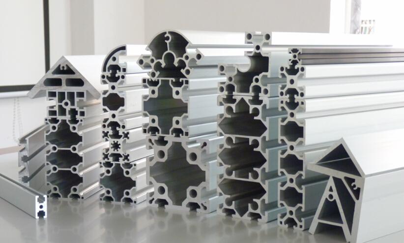 各种工业铝型材