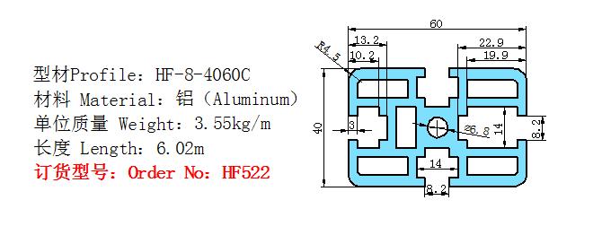 HF522