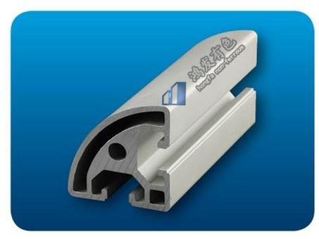 厂家直销4040R欧标圆角铝型材