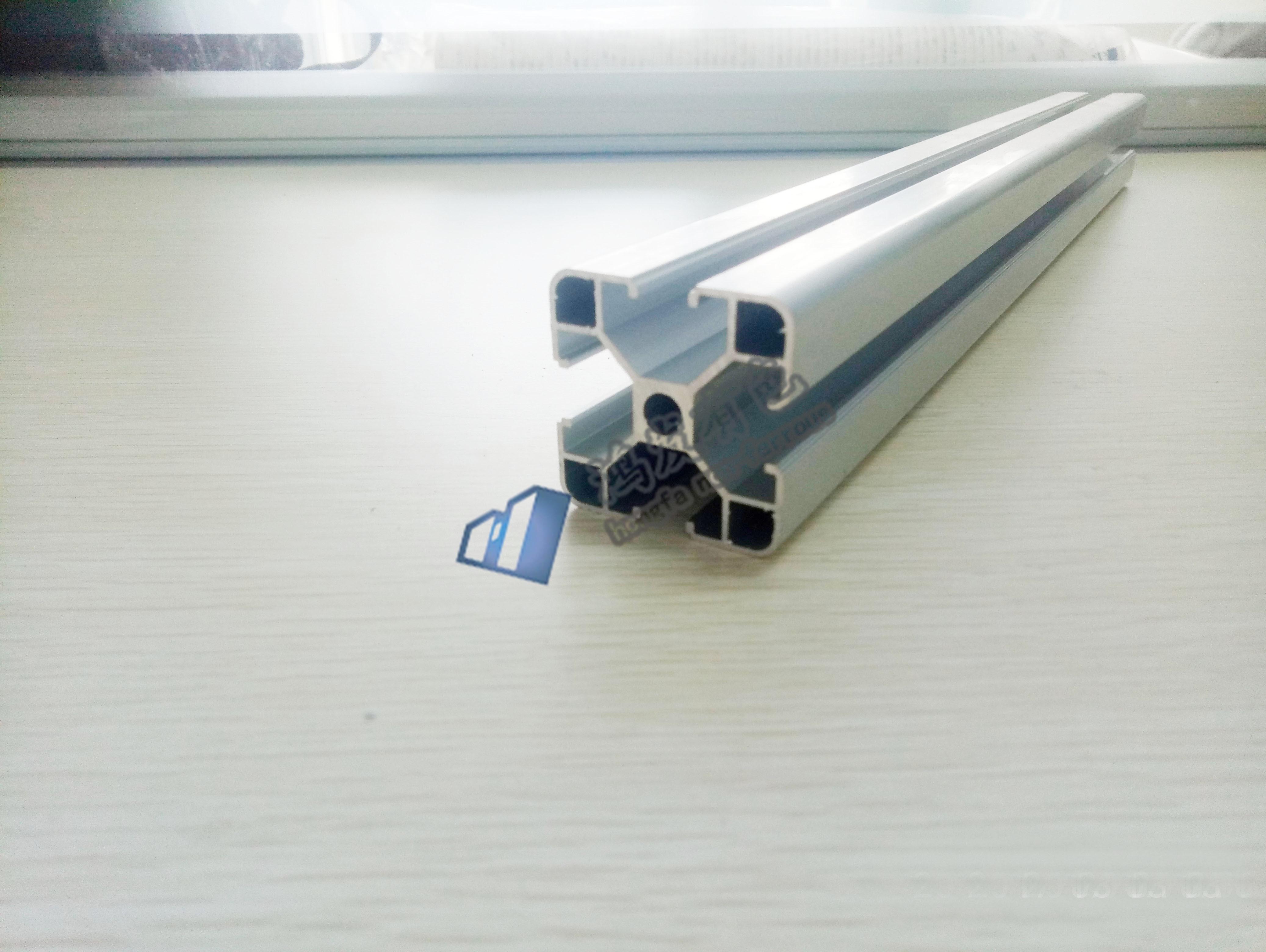 厂家直销4040超轻流水线铝型材