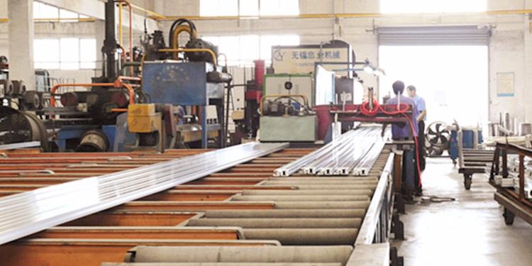 南京铝挤压厂