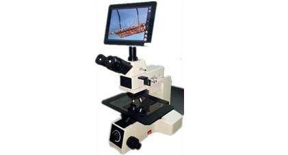 分光束显微镜测量